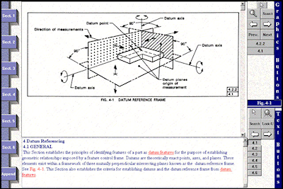 Standard-Ease - Electronic Format of the ASME Y14.5-1994 Standard